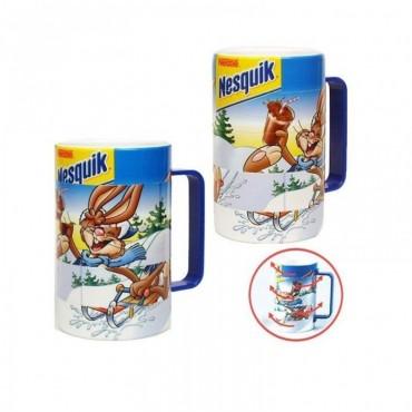 Puzzle mug cat.№ Nesquik