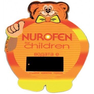 Термометър за бебешка вана
