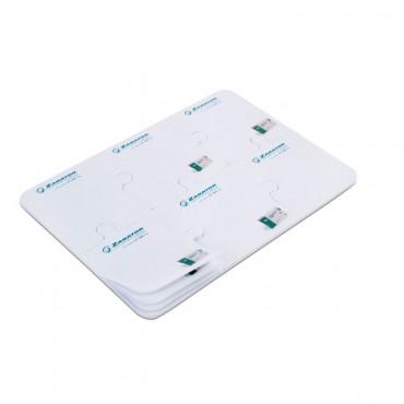 Simple memo note pads