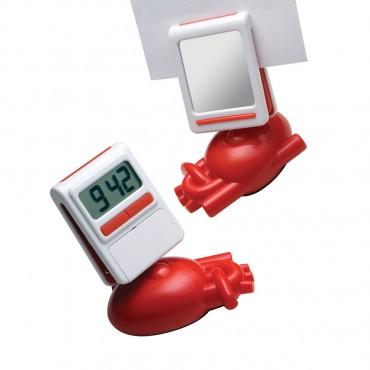 Часовник с поставка за визитки кат.№A2283