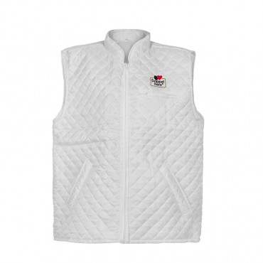Quilted Sleeveless Jacket