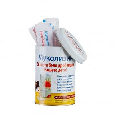 Метална кутия със шпатули
