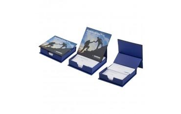 Кутии с листчета за бележки