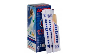 Кутии с шпатули за гърло